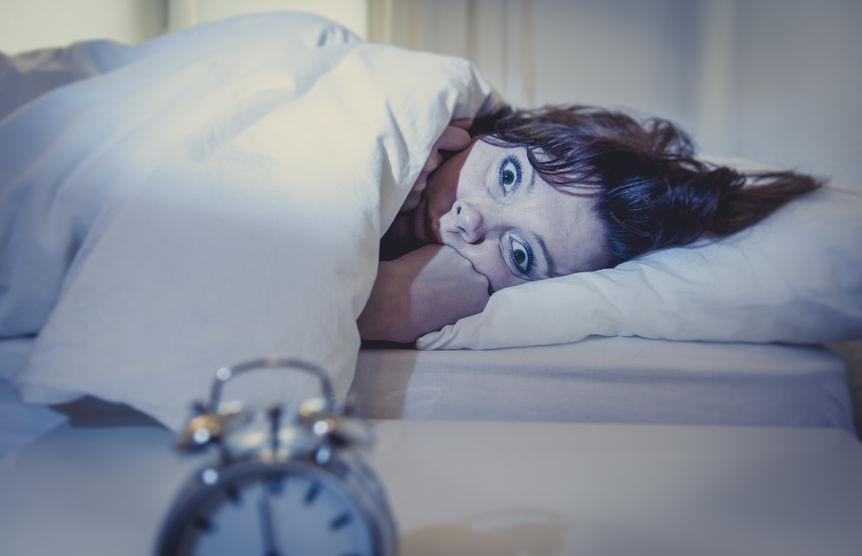 Anxiety keeping you awake?